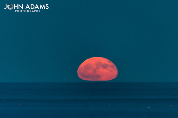 Buoy Moonrise