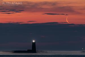 Crescent Moon Whaleback