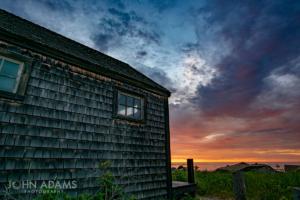 Fish House Sunrise