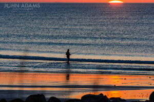 Fishing Sunrise