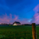 Lamprey Barn Sunset