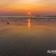 Low Angle Colored Sunrise