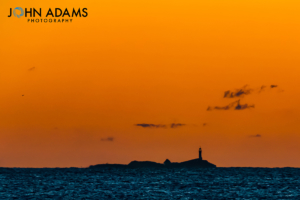 Shoals Light House Sunrise