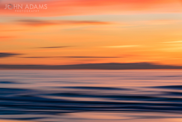 Speed Blur Sunrise